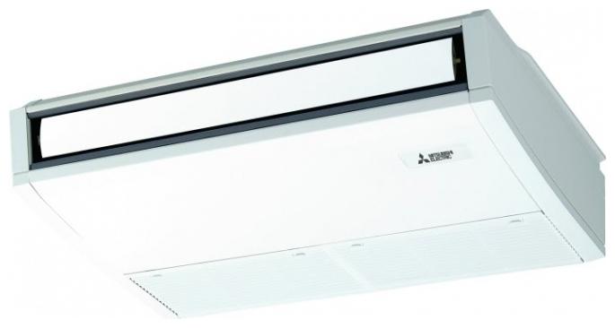 Внутренний блок напольно-потолочного кондиционера Mitsubishi Electric PCA-RP125KAQ