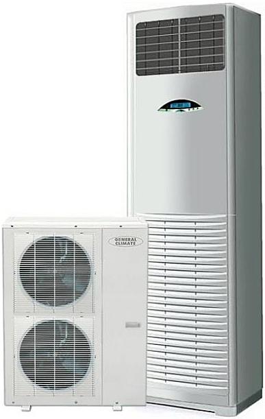 Колонный кондиционер General Climate GC/GU-FS24ARN1