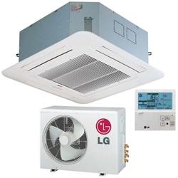 Кассетный кондиционер LG UT36/UU36