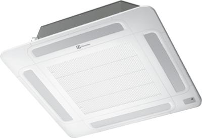 Внутренний блок кассетный  Electrolux EACС/I-18H/DC/N3