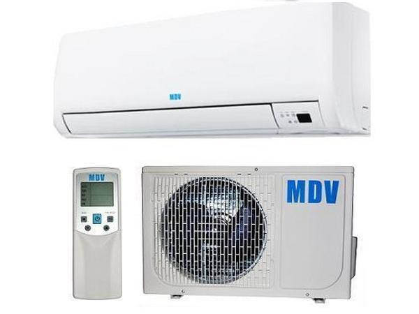 Кондиционер MDV MS9Vi-12HRDN1 inverter