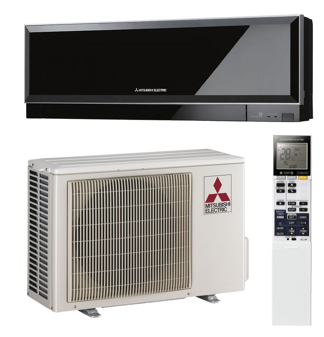 Кондиционер Mitsubishi Electric MSZ-EF42VE/MUZ-EF42VE (Black/White)