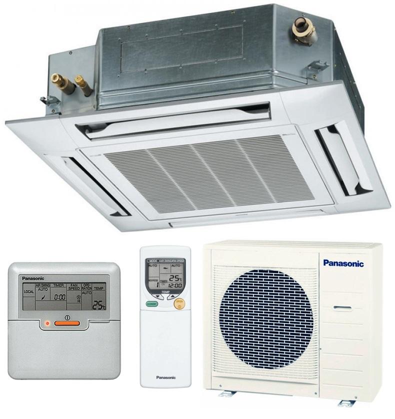 Кассетный кондиционер Panasonic S-F50DB4E5/U-B50DBE8
