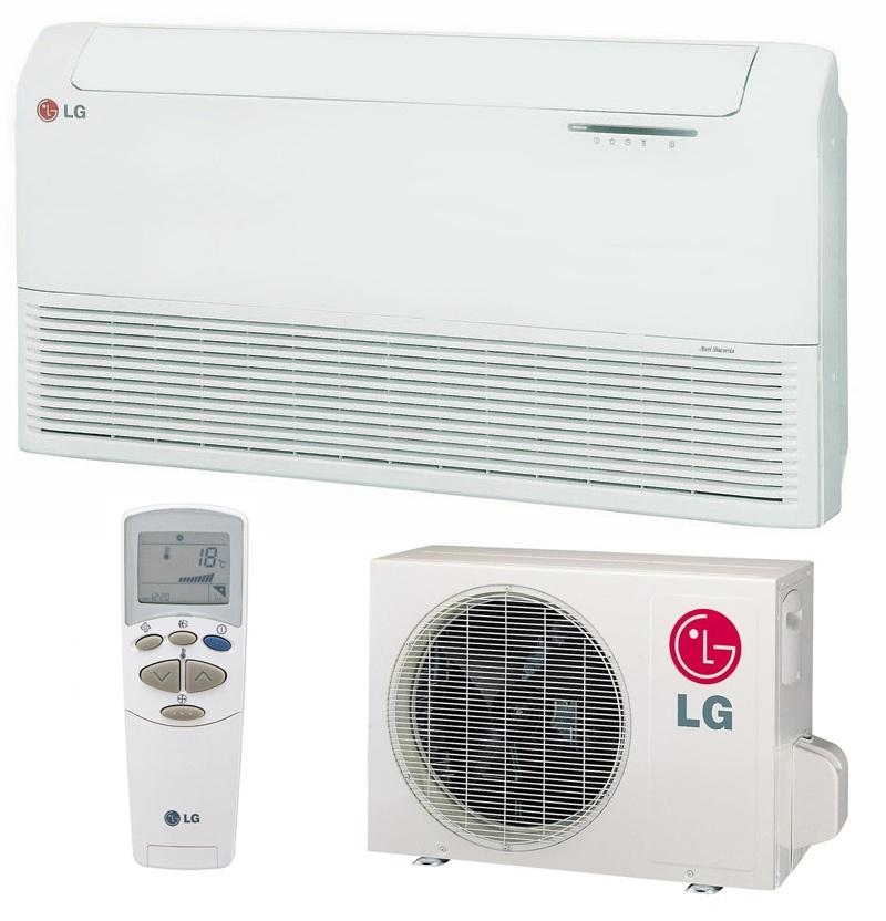 Напольно-потолочный кондиционер LG UV18/UU18