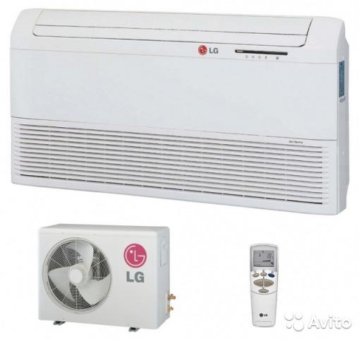 Потолочный кондиционер LG UV48/UU48