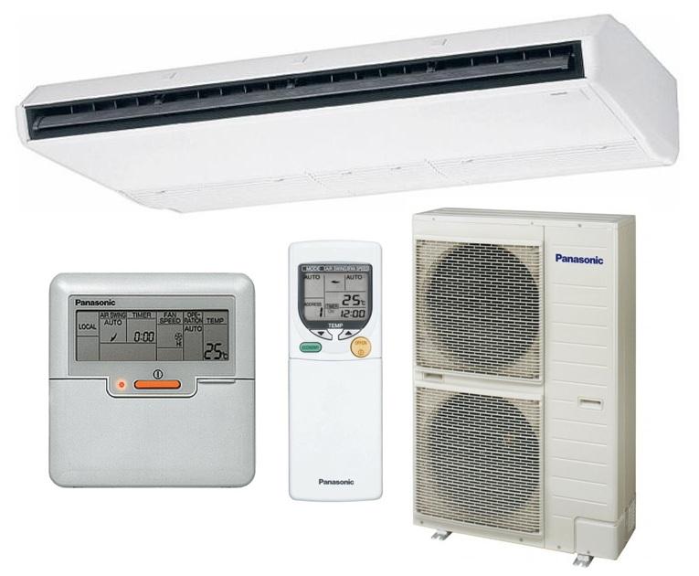 Напольно-потолочный кондиционер Panasonic S-F34DTE5/U-B34DBE5/8