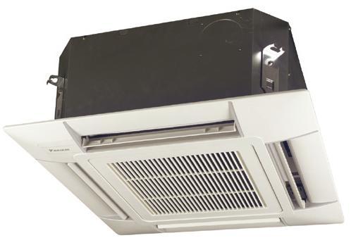 Кассетный кондиционер Daikin FFQ60B9V/RXS60K